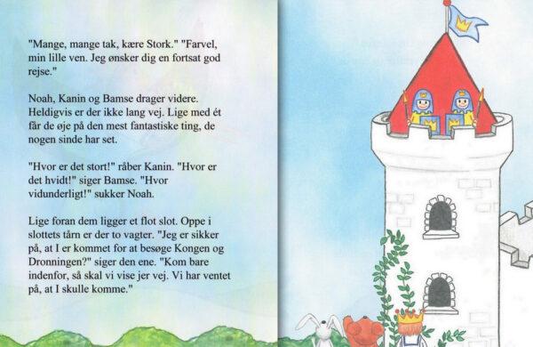 Babybogen Barnets første bog 12
