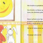 Babybogen Barnets første bog 4