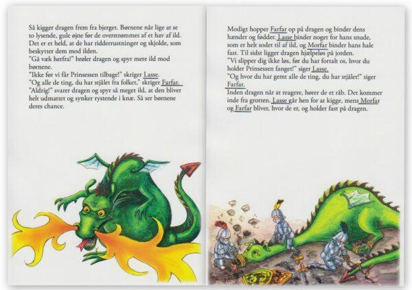 Dragen og de tre riddere-1683