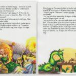 Dragen og de tre riddere-1691