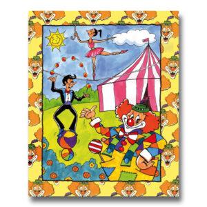Cirkusbogen - en personlig børnebog med navn
