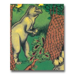 Dino bog - en personlig børnebog om dinosaur
