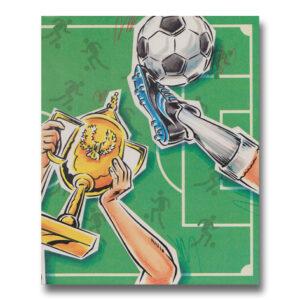 Fodboldbogen en personlig børnebog