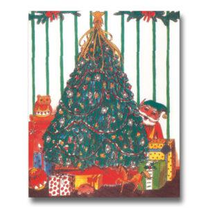 Juleønsket - en personlig julebog med navn