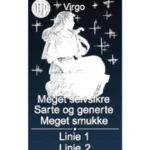 Stjernetegn med navn – Jomfruen-0