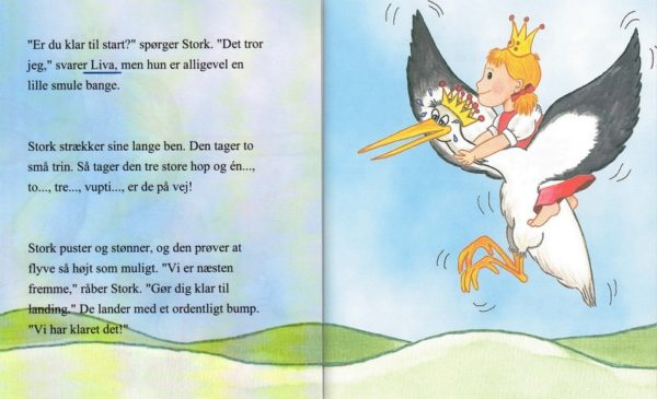 Babybogen – barnets første bog – to mødre-1254
