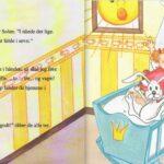 Babybogen – barnets første bog – to mødre-1245