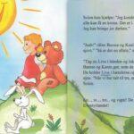 Babybog – barnets bog til piger -1356