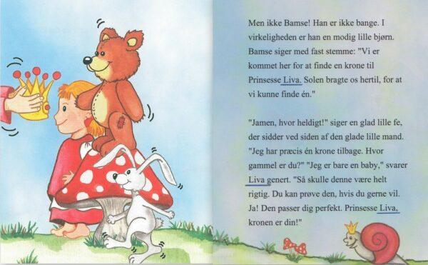 Babybogen – barnets første bog – enlig mor-1287