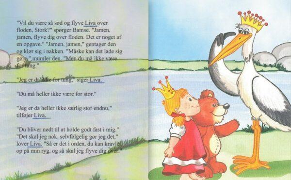 Babybog – barnets bog til piger -1347
