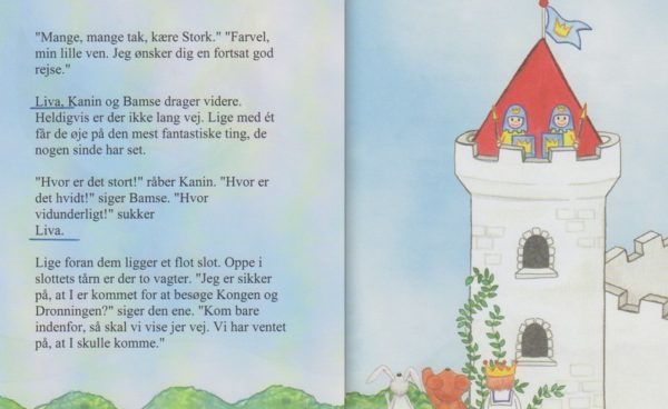 Barnets bog til tvillinger – Babybogen-1327