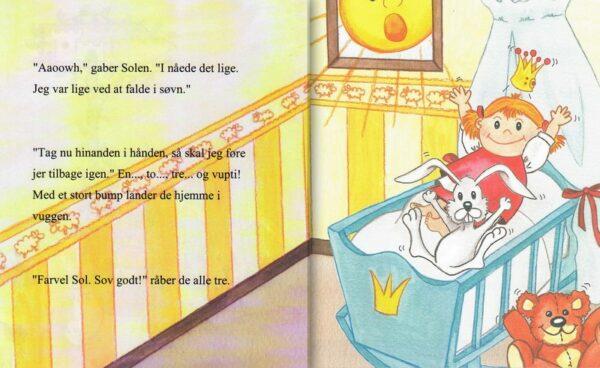 Babybogen – barnets første bog – enlig mor-1284