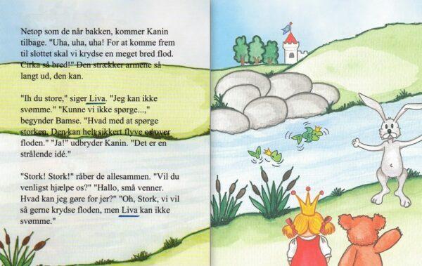 Babybogen – barnets første bog – to mødre-1261