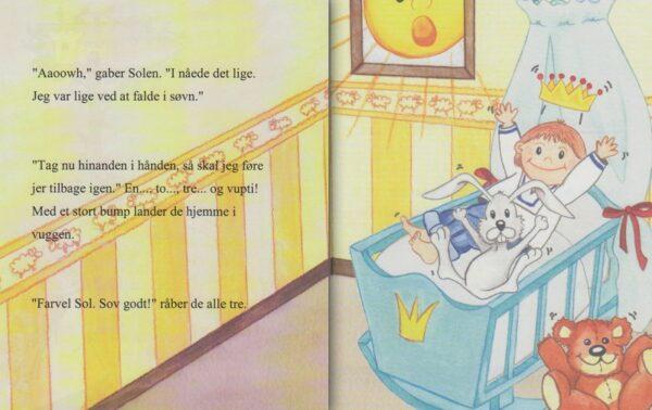 Babybogen – min første bog til trillinger – 3 bøger-1311