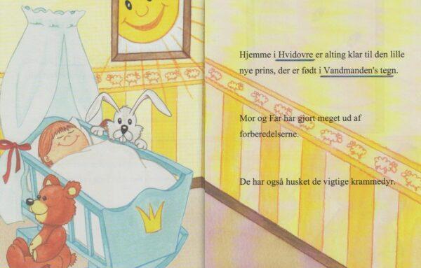 Babybogen – min første bog til trillinger – 3 bøger-1310