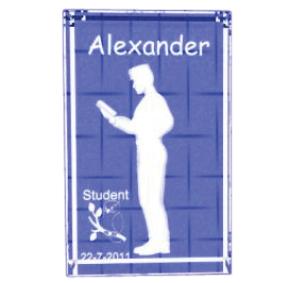 årets student 2014 en personlig gave i 3d