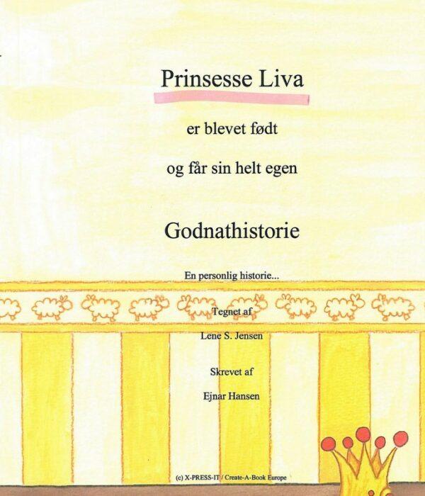 Babybog – barnets bog til piger -1348