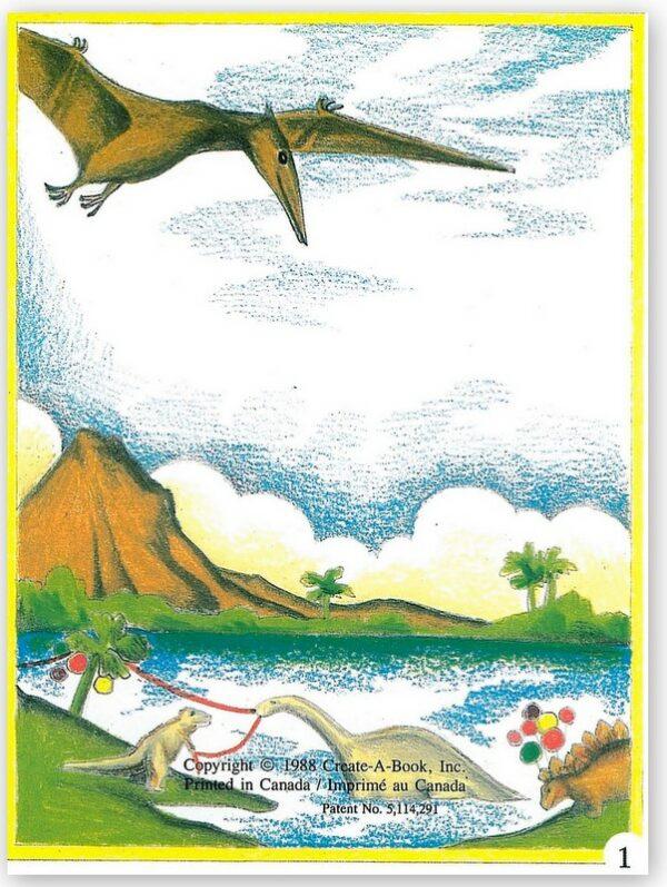 Dinosaur bogen-354