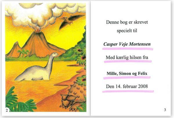 Dinosaur bogen-357
