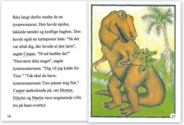 Dinosaur bogen-360