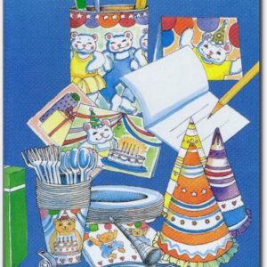 Fødselsdagsbogen - til børn-0