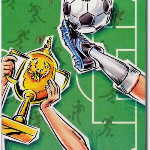 Fodboldbogen med fotoside-0