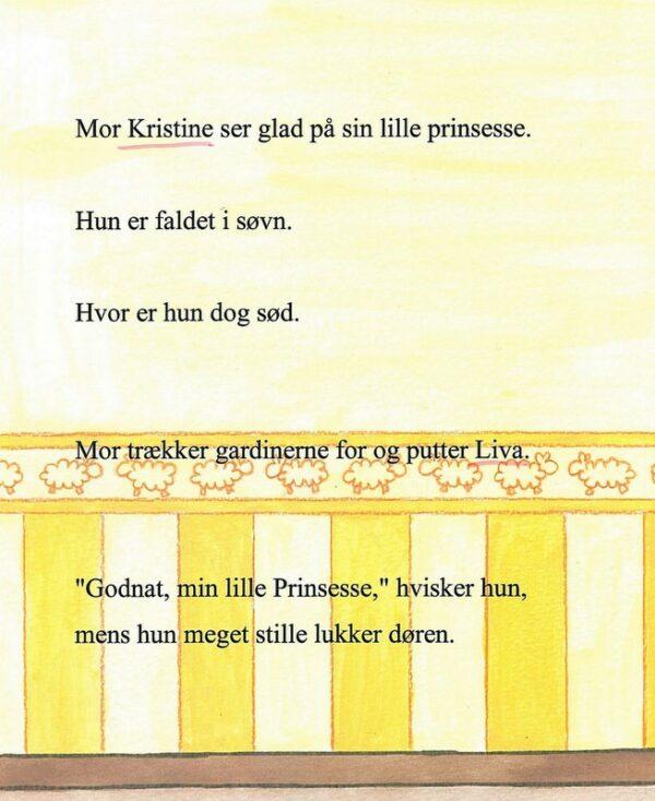 Babybog – barnets bog til piger -1344
