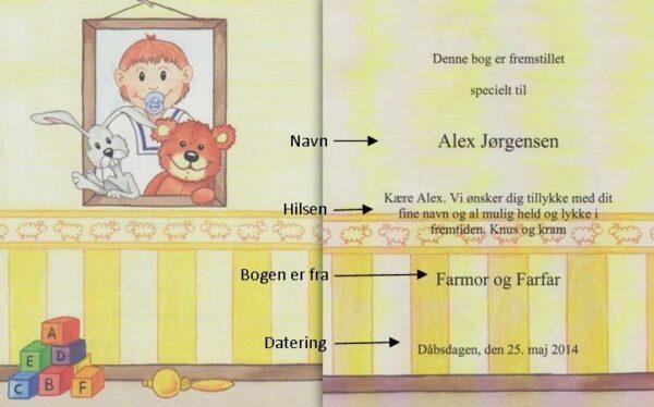 Babybogen – min første bog til trillinger – 3 bøger-1314