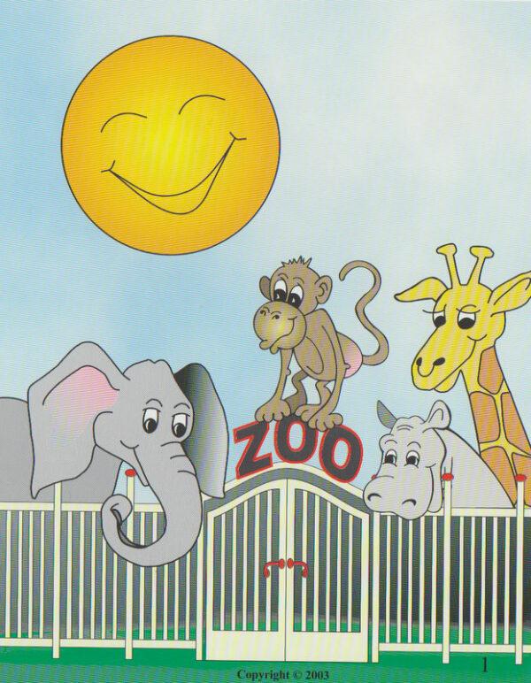 Zoo bogen – tællebog-1209