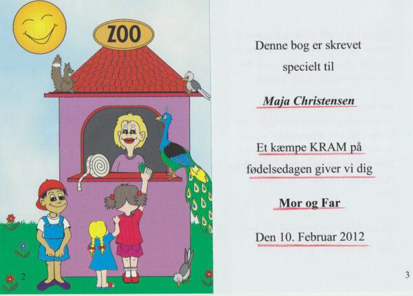 Zoo bogen – tællebog-1211
