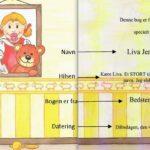 Babybogen – barnets første bog – to mødre-1250