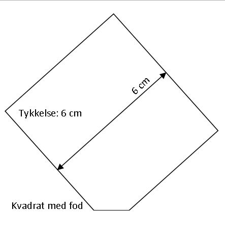 Terning 6 x 6 x 6 cm-0