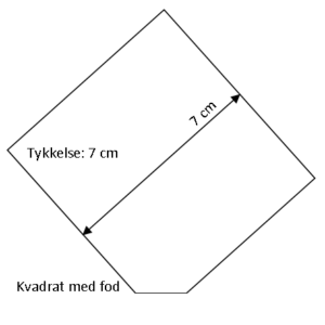 Terning 7 x 7 x 7 cm-0