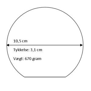 Rundt glas - Large-0