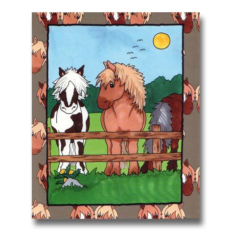 hestebog