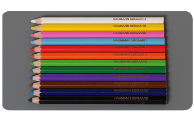 Jumbo farveblyanter - 12 stk.-0