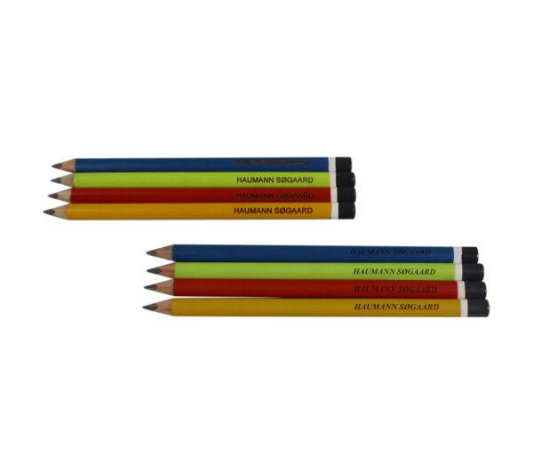 jumbo blyanter med graveret navn