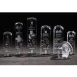 3D glas med foto – Min Personlige Gave 1