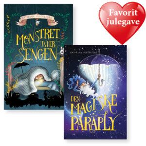 Favorit julegave Min Godnatbog - en personlig børnebog