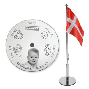 Flag til navngivning - Dreng-0