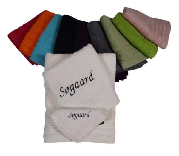 Håndklædesæt-0