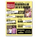 Ekstra Bladet plakat til årets brudepar – egen tekst – ja