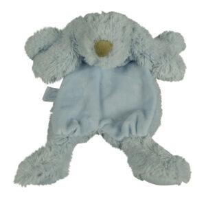Lolli bamse & nusseklud lyseblå-0