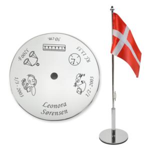 Flag til navngivning - Pige-0