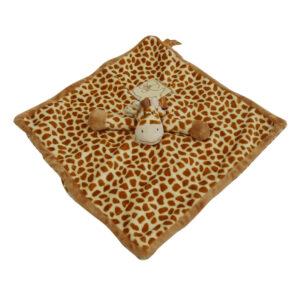 Nusseklud med giraf-0