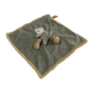 Nusseklud med elefant-0