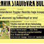 Vi elsker fodbold – plakat til voksne-2749