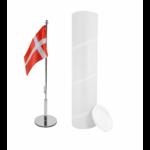 bordflag med opbevaringsrør