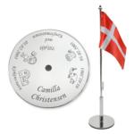 Konfirmationsflag med navn fra Min Personlige Gave BF.5005 –