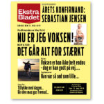 Ekstra Bladet konfirmation plakat årets konfirmand
